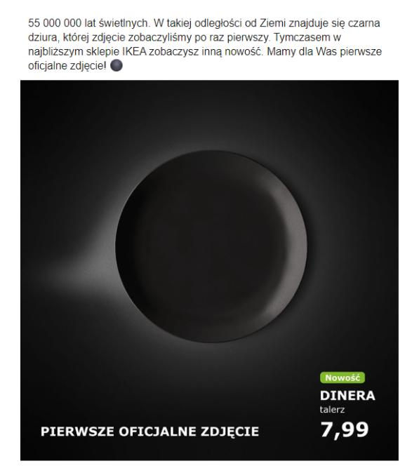 RTM Ikea - kolejny przykład real time marketingu