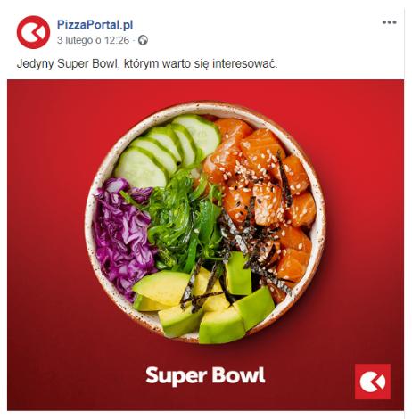 RTM Pizza Portal - przykłady real time marketing