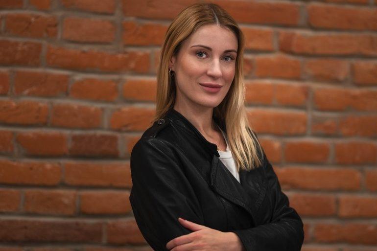 Paula Kijak, PR&Marketing Director marki Inglot