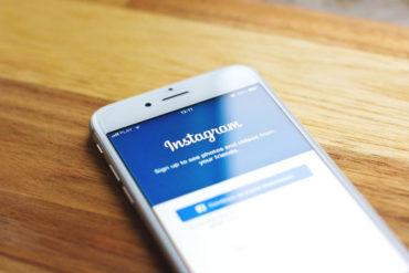 Aplikacja Instagram