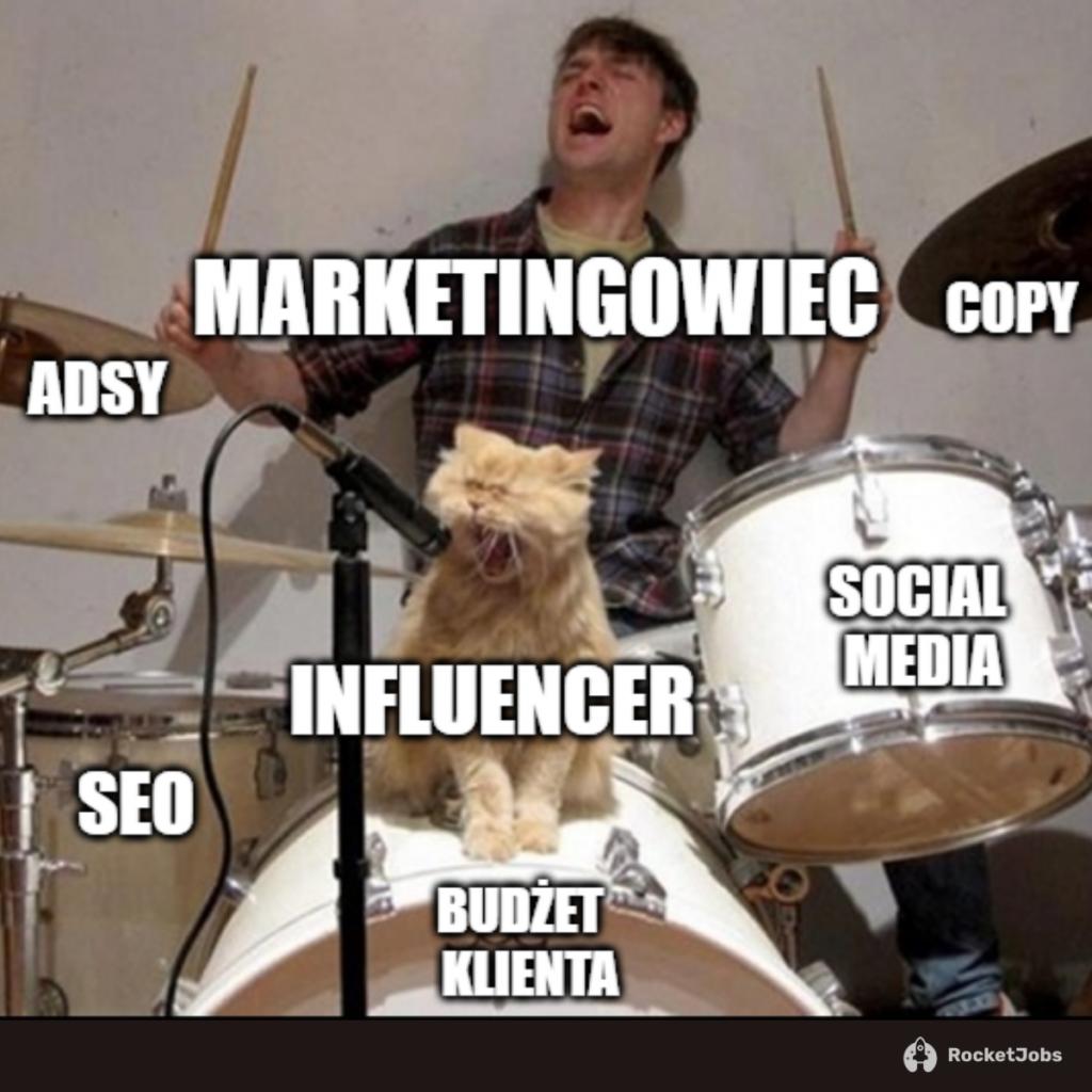 mem marketingowcy