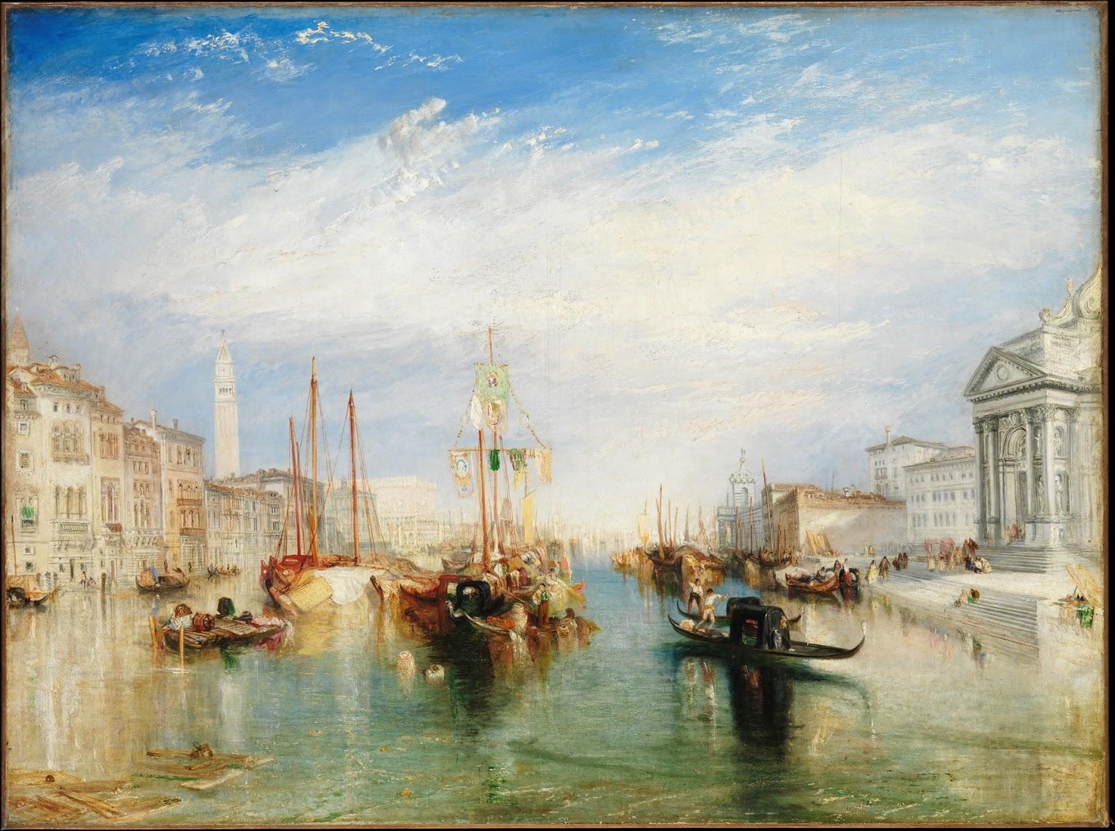 Turner Venice
