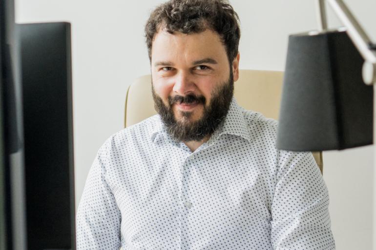 Grzegorz Bosak - CEO Rocket Media