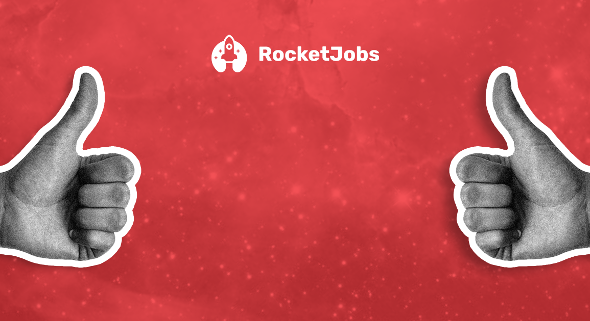 Rocket Jobs Poleca