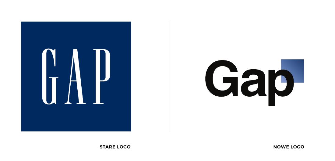 GAP rebranding