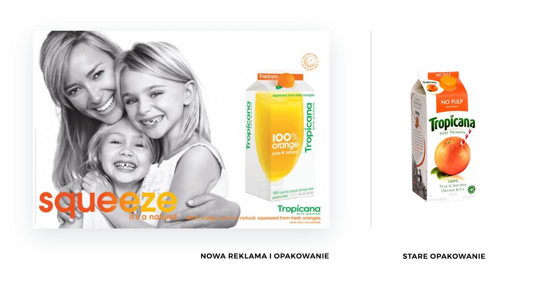 rebranding Tropicana