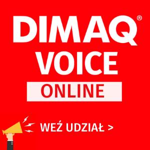 DIMAQ Voice online