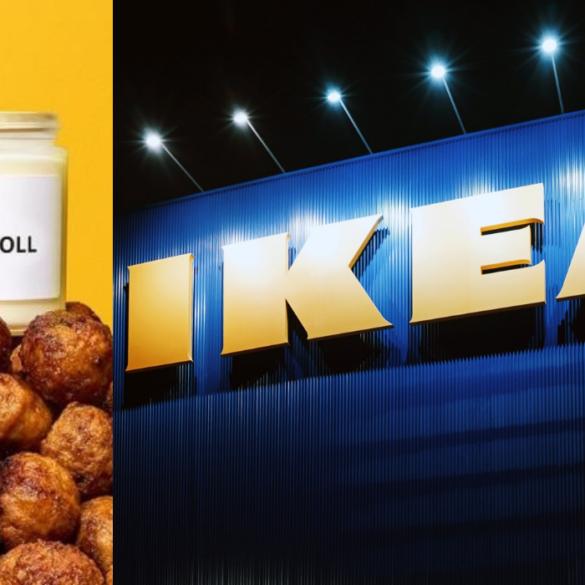 IKEA wprowadza świeczki o zapachu klopsików