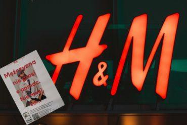 """Nowa kampania H&M - """"Mężczyzna nie prosi o pomoc. Nie musi, bo..."""""""