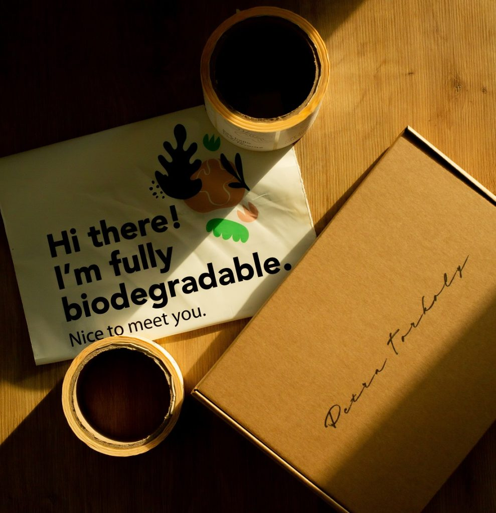 Eko marketing: torby biodegradowalne