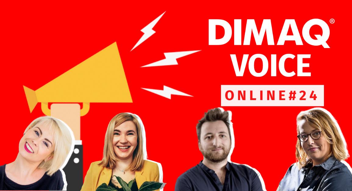 Dimaq Voice Online 24