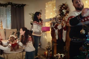 reklama świąteczna 2021 very.co.uk